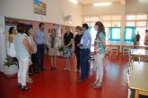 Familia ofrece 136 plazas en las residencias de El Peñasco e Isla Plana para la acogida de refugiados