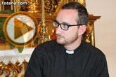 Entrevistamos al nuevo vicario parroquial, Francisco Jesús García.