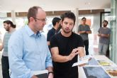 Los alumnos de arquitectura apuntan caminos para el desarrollo de Mazarr�n