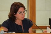 La portavoz del Grupo Municipal Popular informa en redes sociales de las mociones que van a llevar al Pleno de mañana