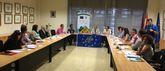 Martínez-Cachá da la bienvenida a los miembros del proyecto Life Store