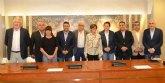 La Asamblea Regional de Murcia ha constituido esta mañana la Comisión especial del Agua