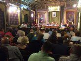 El pleno aprueba una declaraci�n de apoyo a los afectados por la talidomida