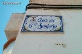 El Consitorio iniciará un proceso de eliminación de nombres relacionados con la dictadura franquista en las calles y plazas de Totana