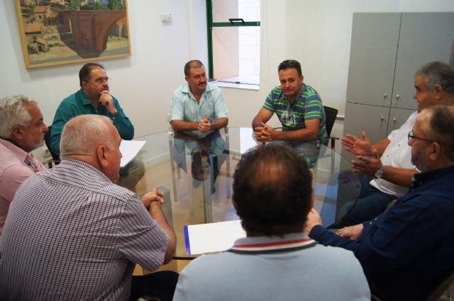 Autoridades municipales se reúnen con la Comunidad de Regantes, Foto 2