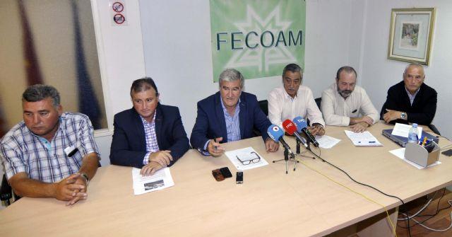 Las cooperativas agrarias piden un trasvase urgente del Tajo, Foto 1