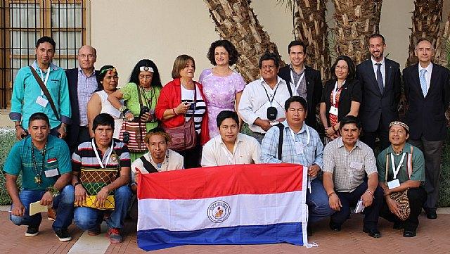 La consejera de Presidencia destaca el enriquecimiento que genera la cooperación intercultural, Foto 1