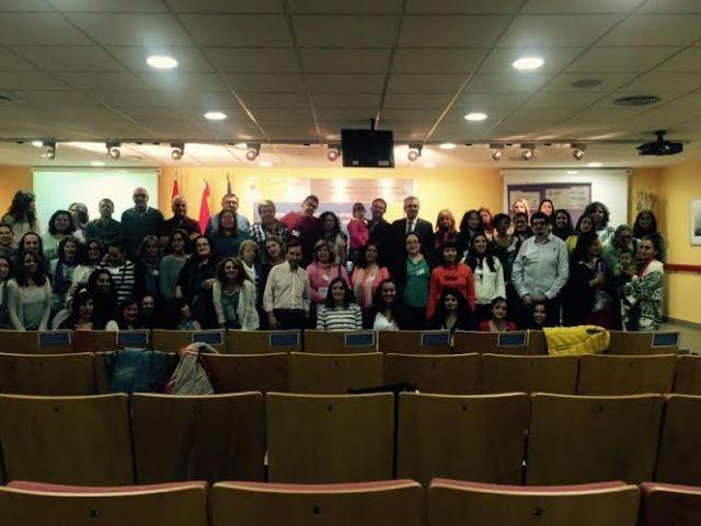 Dos asociaciones murcianas participan en la Escuela de Formación organizada por la Federación Española de Enfermedades Raras en Burgos, Foto 1
