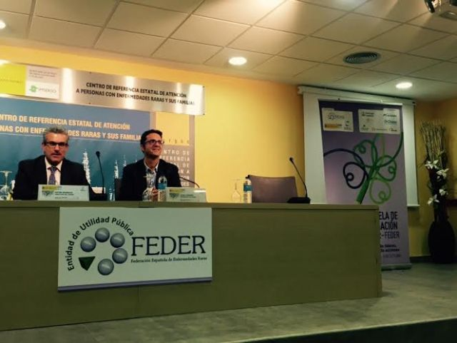 Dos asociaciones murcianas participan en la Escuela de Formación organizada por la Federación Española de Enfermedades Raras en Burgos, Foto 2