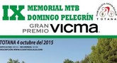 El IX Memorial MTB Domingo Pelegrín se celebra este domingo