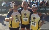 Atletas del Club Atletismo Totana participaron en la Maratón Alpino de la Al-Mudeyna y en la Media Maratón Ciudad de Alicante