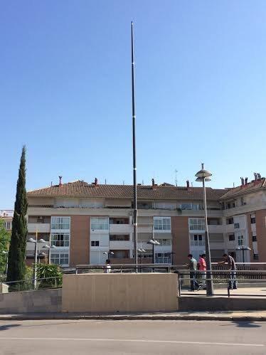 La portavoz Grupo Municipal Popular opina en redes sociales sobre la bandera, Foto 1
