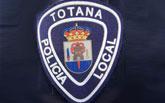 La Policía Local de Totana detiene este fin de semana al autor de un robo en el interior de un vehículo