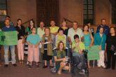 El Ayuntamiento se suma a los actos con motivo de la presentación de la nueva imagen corporativa del movimiento de asociaciones de la discapacidad intelectual FEAPS - 2