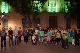 El Ayuntamiento se suma a los actos con motivo de la presentación de la nueva imagen corporativa del movimiento de asociaciones de la discapacidad intelectual FEAPS - 4