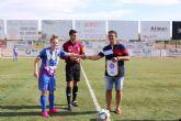 El Club Lorca Féminas realiza un reconocimiento a la Peña Barcelonista de Totana