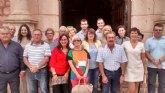 El Partido Popular celebró una misa en memoria de los simpatizantes y afiliados fallecidos