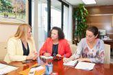 Reunión a tres bandas para resolver la situación urbanística de Camposol