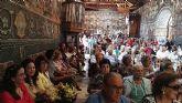 El Partido Popular celebró una misa en memoria de los simpatizantes y afiliados fallecidos - 1