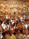 El Partido Popular celebr� una misa en memoria de los simpatizantes y afiliados fallecidos - 6