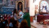El Partido Popular celebró una misa en memoria de los simpatizantes y afiliados fallecidos - 12