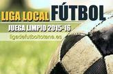 La Liga Local de Fútbol Juega Limpio comienza este fin de semana con un total de 11 equipos