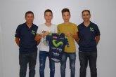 Los hermanos totaneros Pedro Miguel y Antonio David Guerao llegan al Valverde Team
