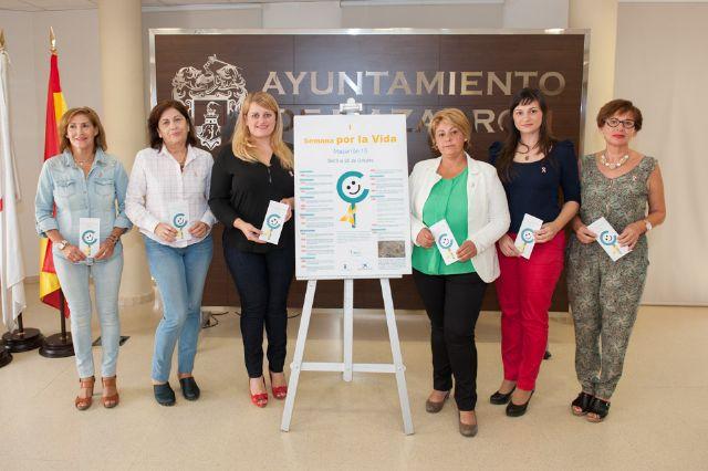 La Junta Local de la AECC organiza la I Semana por la Vida, Foto 1