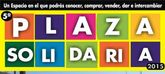 La Plaza Solidaria se convertirá este domingo en un espacio de encuentro de las asociaciones