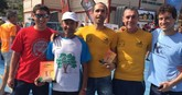 Atletas del Club Atletismo Totana participaron en la prueba Ricote Trail