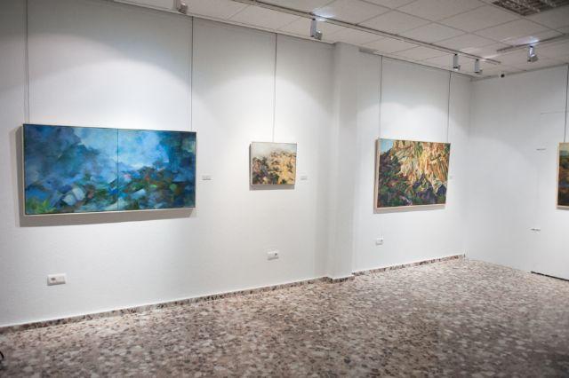 Carlos Pardo rinde tributo a los paisajes de interior, Foto 1