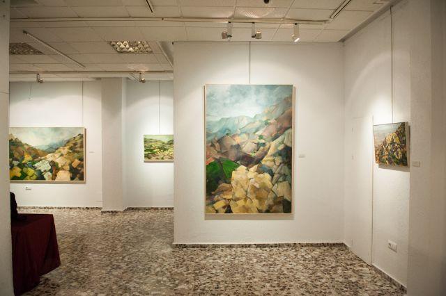 Carlos Pardo rinde tributo a los paisajes de interior, Foto 2