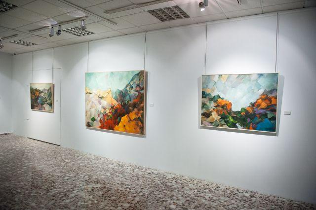 Carlos Pardo rinde tributo a los paisajes de interior, Foto 3