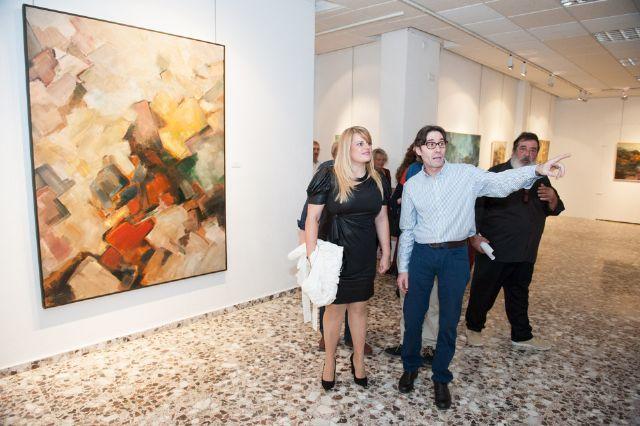 Carlos Pardo rinde tributo a los paisajes de interior, Foto 4