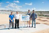 Comienza la temporada en el único circuito BMX de la Región de Murcia