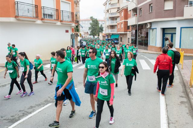 750 personas se suman a la I Marcha por la Vida, Foto 2