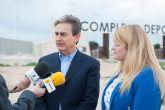 Los presupuestos regionales incluyen el proyecto de la rotonda del complejo deportivo