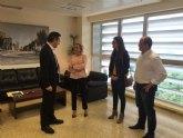 La Consejer�a de Agua proyecta obras de mejora en el saneamiento de las pedan�as de Gebas y El Berro en Alhama de Murcia
