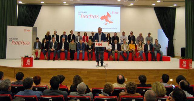 González Tovar destaca que las alcaldías socialistas han demostrado en sus 100 días de gobierno que son honradas, ejemplares, participativas, comprometidas y eficaces