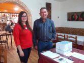 Salvador Murcia Sánchez es ratificado como nuevo pedáneo en la diputación de La Sierra, con un 17% de participación vecinal