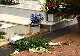 El viento y la lluvia provocan desperfectos en el cementerio