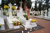 El viento y la lluvia provocan desperfectos en el cementerio - 3
