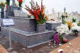 El viento y la lluvia provocan desperfectos en el cementerio - 5