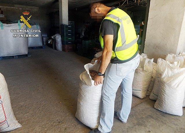 Los Equipos ROCA de la Guardia Civil han arrestado a más de 800 personas por robos en fincas y granjas de la Región, Foto 1