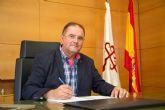 El alcalde califica de insolidarias las declaraciones del candidato a la presidencia de la C. Regantes de Lorca sobre la ejecución de la tubería de la desaladora de Águilas hasta Totana