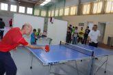 M�s de 500 personas participan en una jornada de convivencia y deportiva organizada por la Fundaci�n de Trabajadores de ElPozo