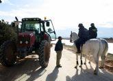 Los Equipos ROCA de la Guardia Civil han arrestado a más de 800 personas por robos en fincas y granjas de la Región - 9