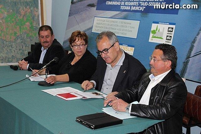 El PP de Totana lamenta las desafortunadas declaraciones del socialista Manuel Soler en contra de los agricultores totaneros, Foto 1