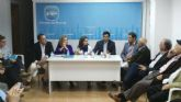 E PP de Alhama inicia los preparativos para la campaña de las elecciones generales de diciembre de 2015
