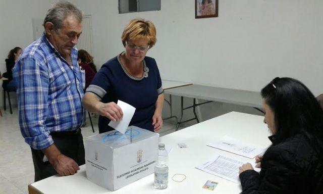 Ana María García es ratificada como alcaldesa-pedánea de El Raiguero, mientras eligen a María José Romero en la diputación de Mortí - 1